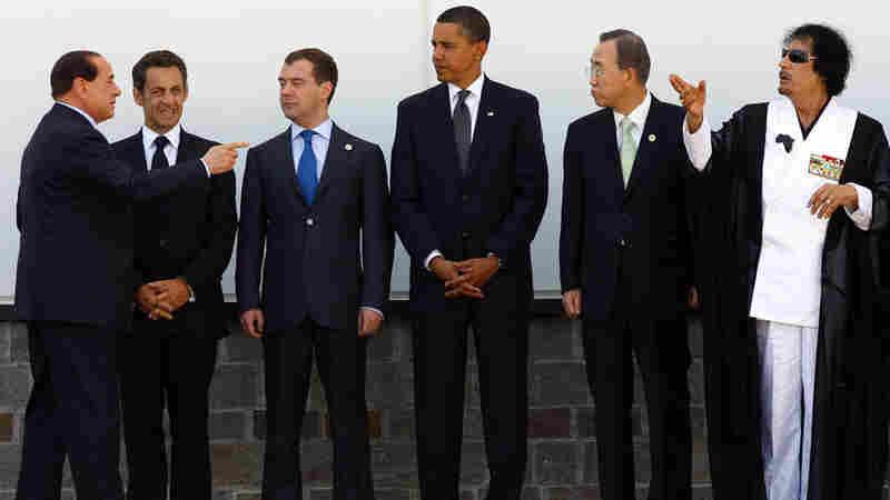 White House, World React To Obama's Nobel Award