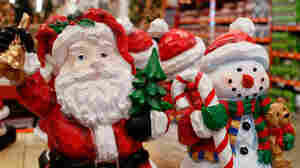 Ho Ho No: Retailers Open Christmas Season Early