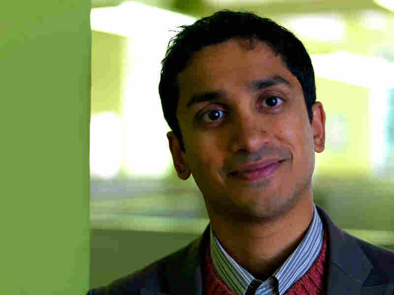 Premal Shah, the president of Kiva
