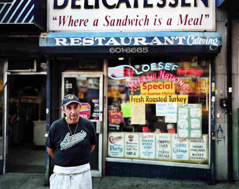 Freddie Loeser of Loeser's Deli CUSTOM