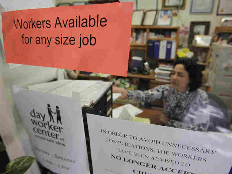 Many laid-off workers are struggling to pay their health insurance premiums.