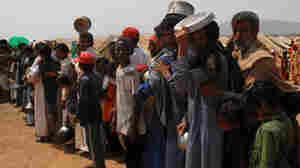 Relief Efforts Stymied In Civil War-Stricken Yemen