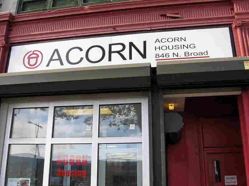 ACORN Housing's North Philadelphia office