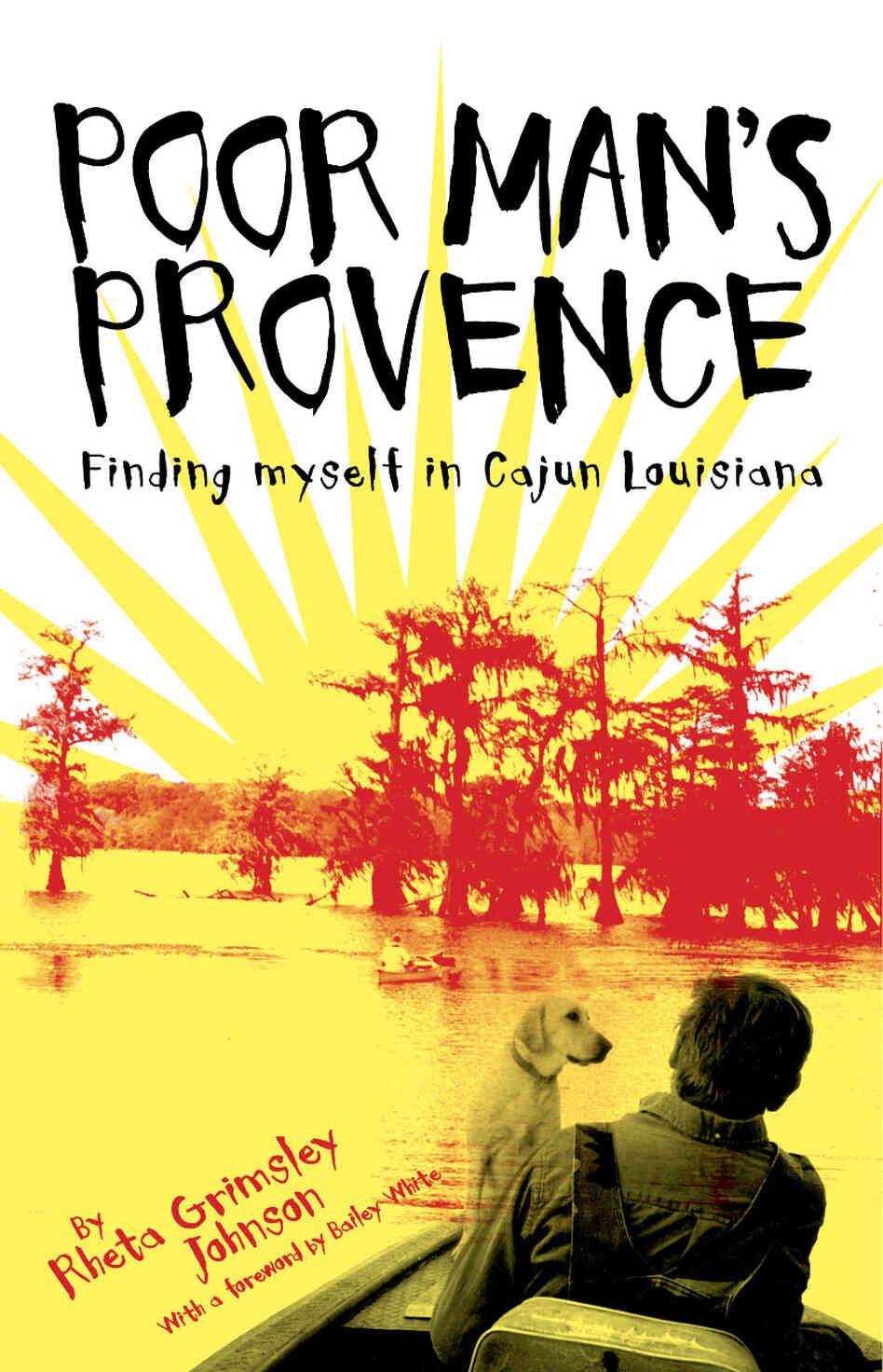 Cover of Poor Man's Provence