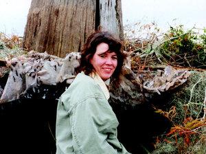 Author Rheta Grimsley Johnson.