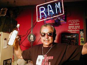 Taco Land owner Ram Ayala. Courtesy Erik Sanden