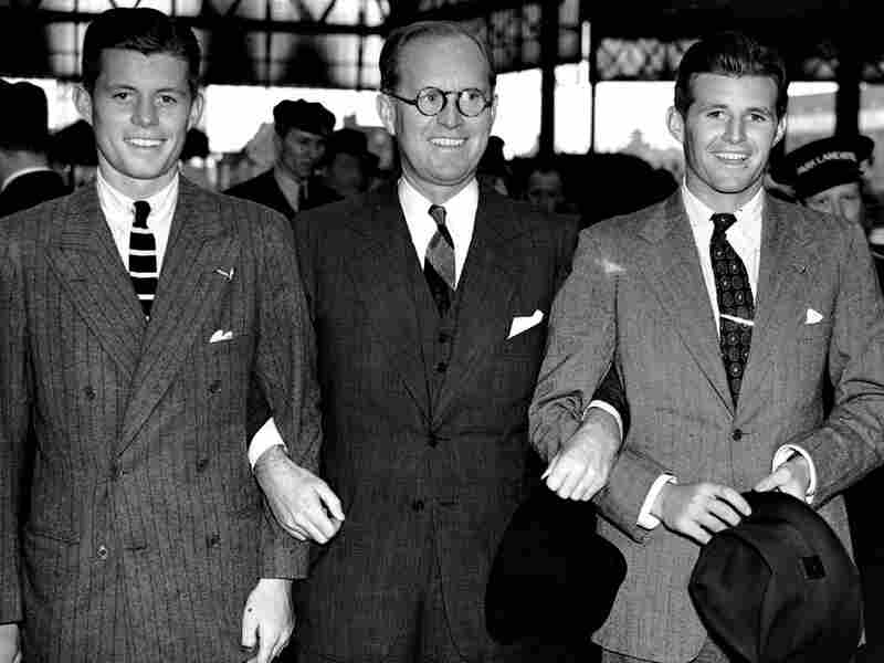 Joseph Kennedy and sons
