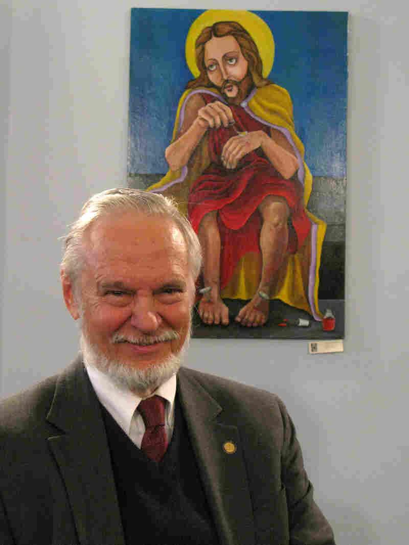 Stuart Jordan, science adviser to the Center For Inquiry