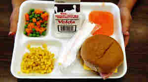 School Meals Need A Nutritional Upgrade