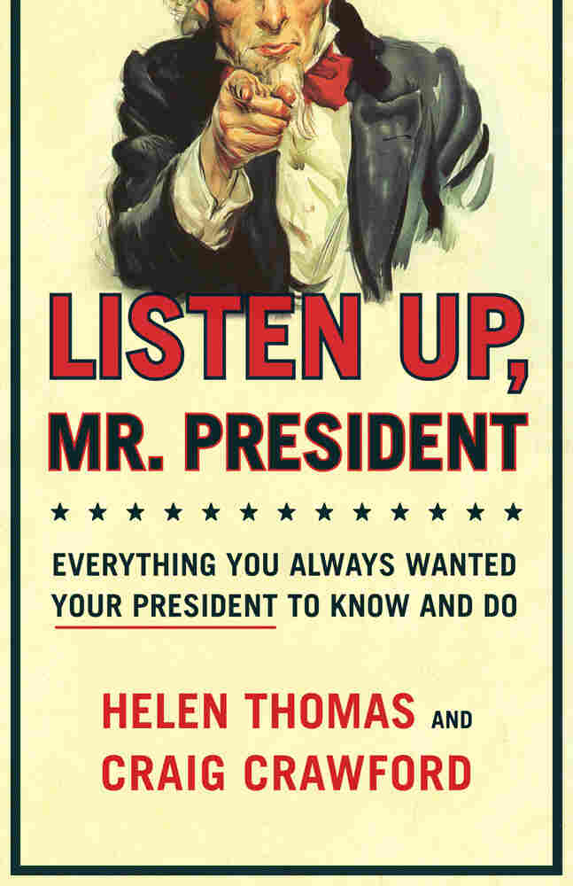 Cover of 'Listen Up, Mr. President'