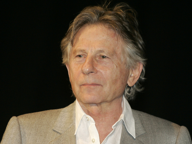 Roman Polanski, photographed in September 2008 at a film festival in Germany.