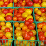 Tomatoes at New Seasons Market in Portland.