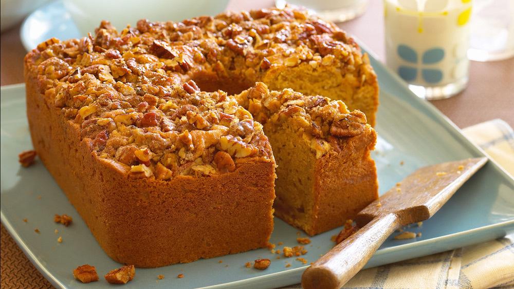 Sweet Potato Pound Cake Recipe Npr