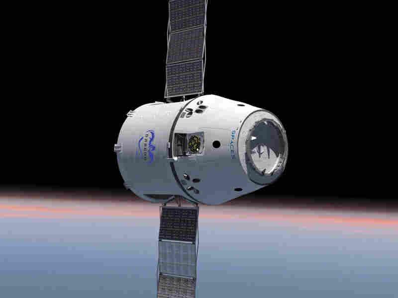 Space Exploration Technologies' DragonLab