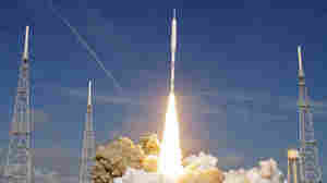 NASA Experimental Rocket Launch A Success