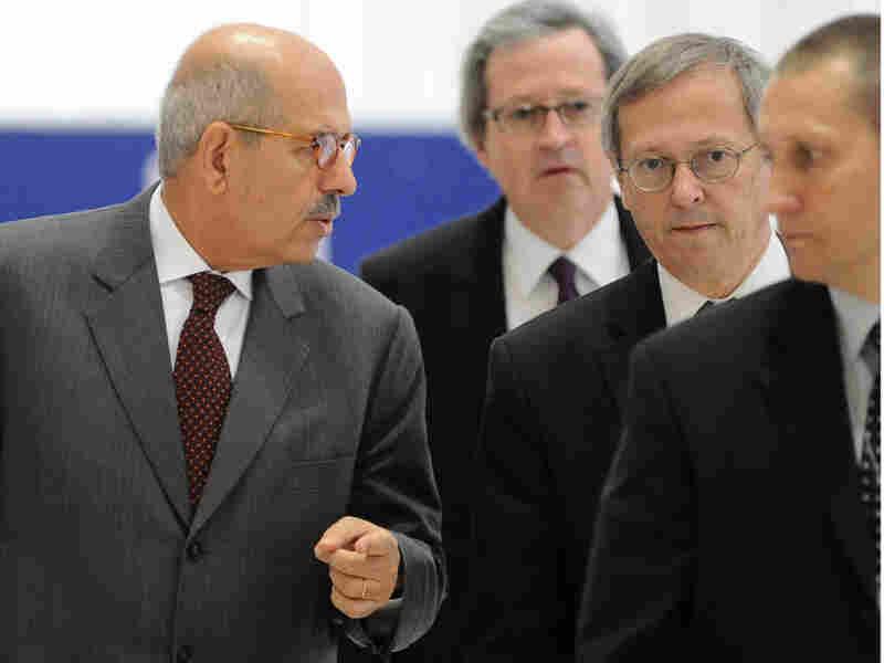 U.N. nuclear officials