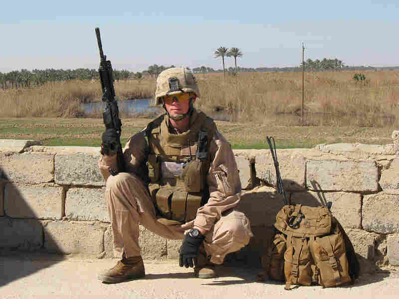 Marine Cpl. Matthew Lembke, 22, stepped on an IED in Afghanistan in June and died weeks later.