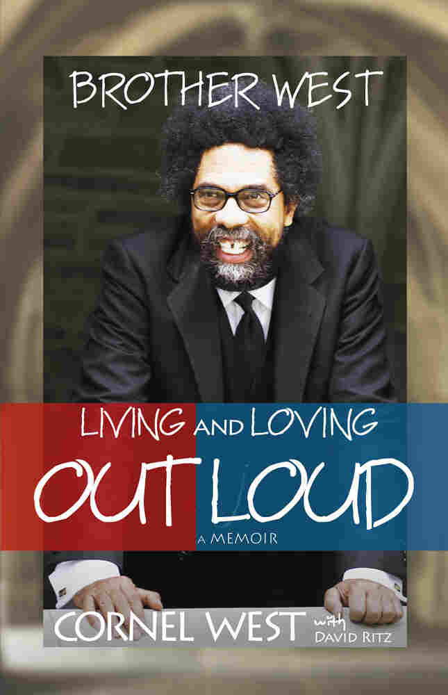 Cover of 'Living And Loving Out Loud'