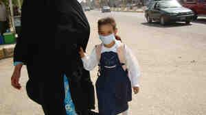 WIDE: An Iraqi schoolgirl in