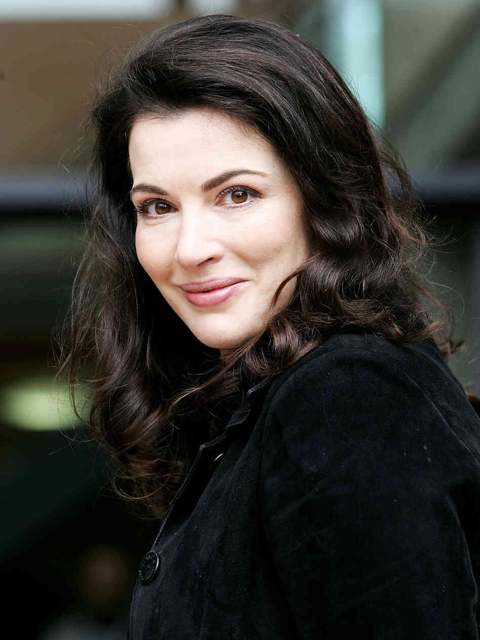 Celebrity chef Nigella Lawson's new book for the holidays is 'Nigella Christmas'