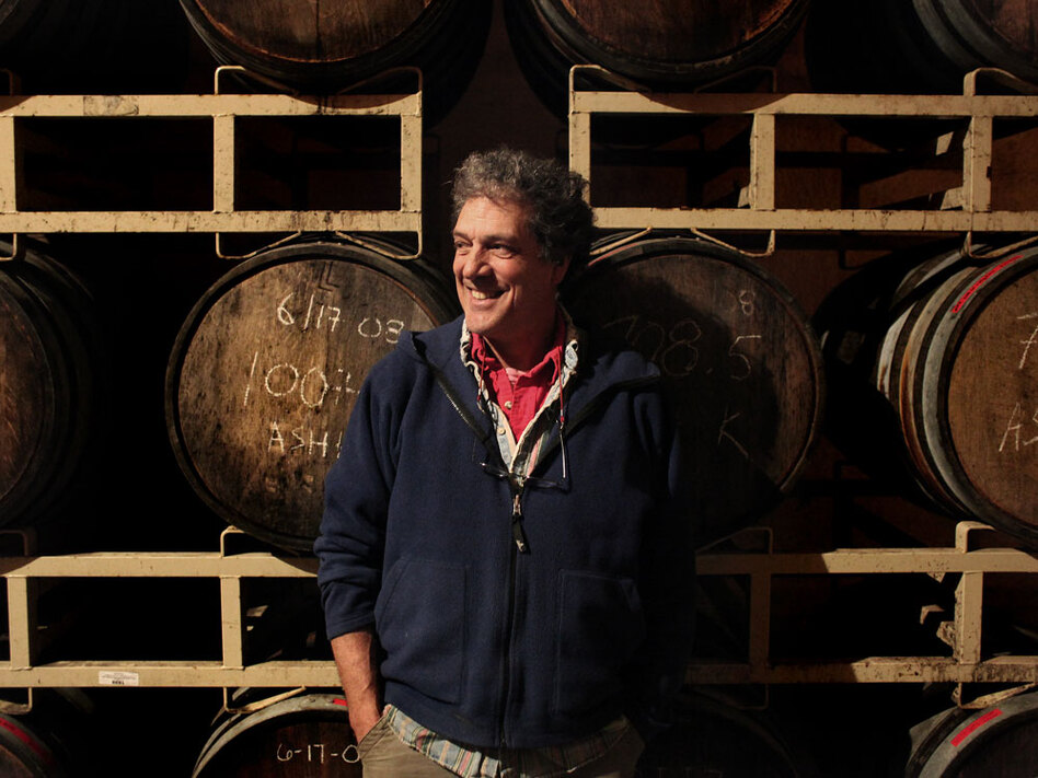 Steve Wood is the owner and manager of Poverty Lane Orchards and Farnum Hill Cider.