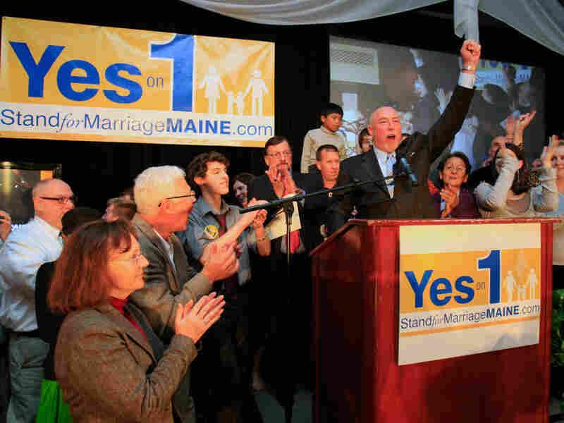 Maine Vote Victors