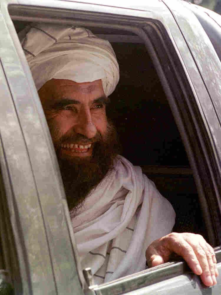 Jalaluddin Haqqani, seen in Islamabad in 2001.