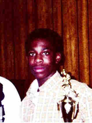 Terrance Graham in 2002 when he almost 16 years old.