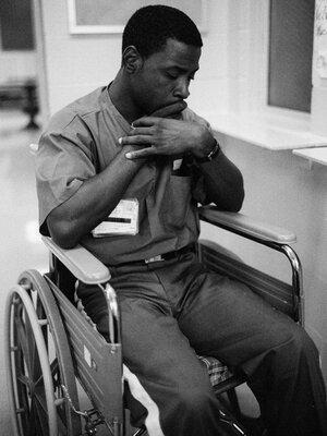 Joe Sullivan at Columbia Correctional Institution in Lake City, Fla., i