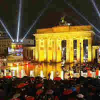 Berlin Marks 20th Anniversary Of Wall's Fall