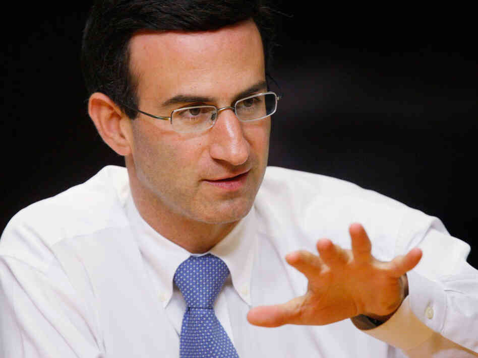 White House budget director Peter Orszag