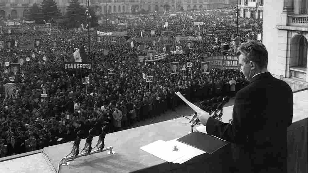 W: Communist rule in Romania ended in 1989 when a bloody revolt removed Nicolae Ceausescu from power