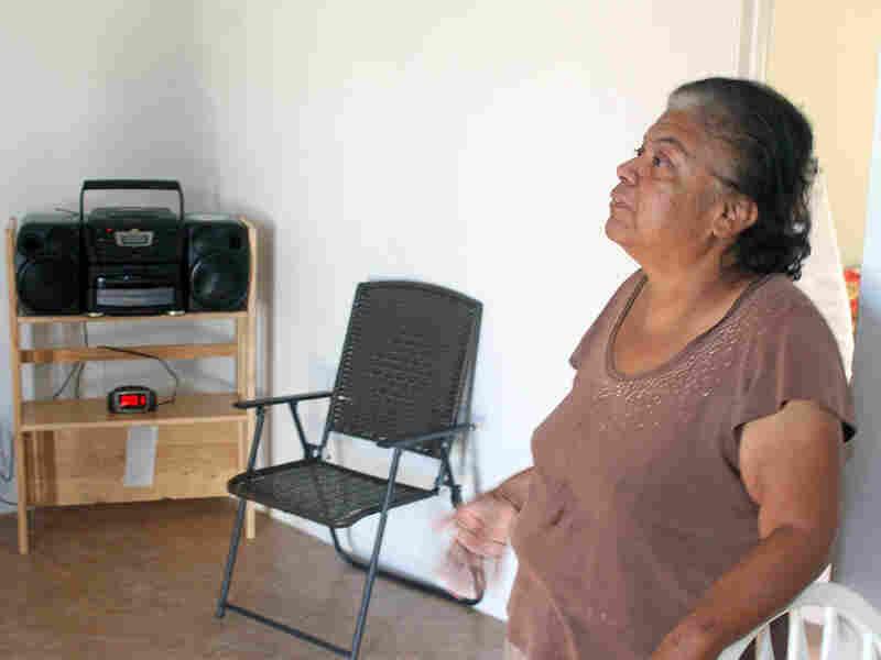 Patricia Villa, next-door neighbor to Nidal Malik Hasan