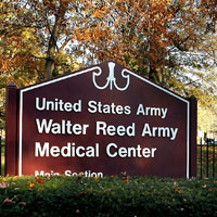 Alleged Fort Hood gunman Maj. Nidal Hasan worked at Walter Reed Medical Center for six years.