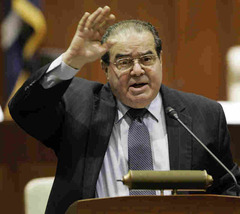 Antonin Scalia CUSTOM