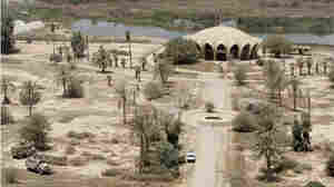 WIDE: Baghdad Island, a 150-acre park complex popular during Saddam Hussein's rule