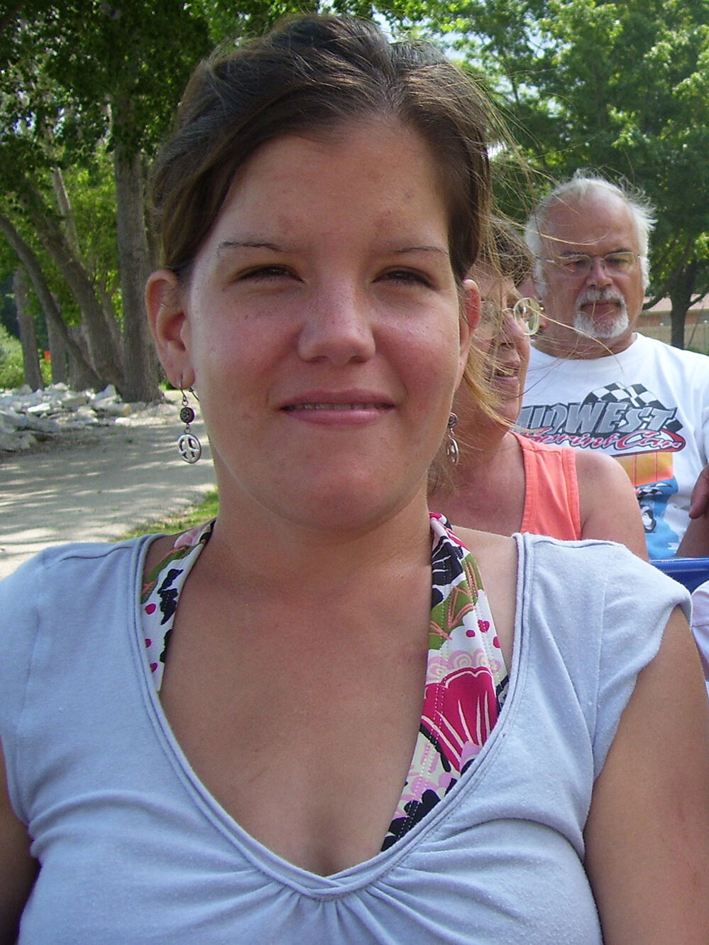 Erica Thiel, has a rare genetic disease MPS 1.