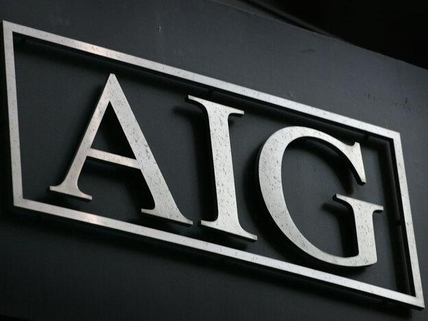 Insurance giant AIG still owes taxpayers more than $100 billion. (AP)