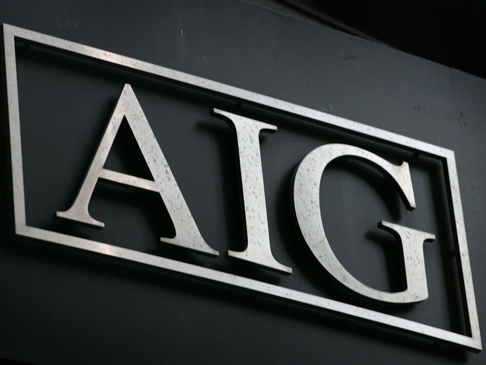 Insurance giant AIG still owes taxpayers more than $100 billion.