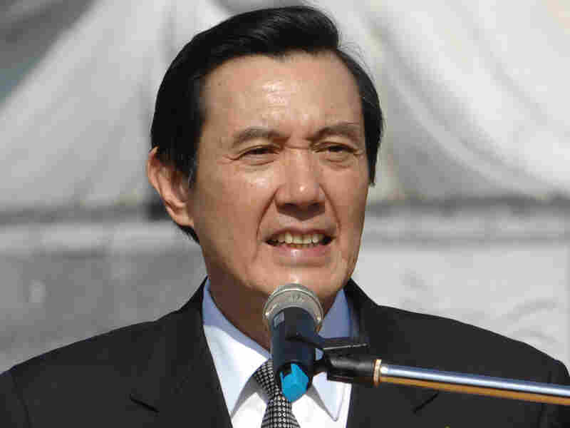 Taiwanese President Ma Ying-jeou