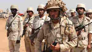 Fighting In Yemen Escalates As Saudis Enter Fray