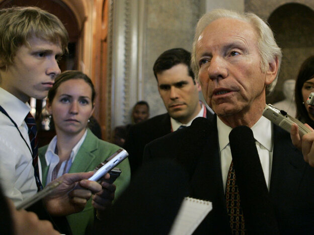 Sen. Joseph Lieberman (I-CT) says his Homeland Security Committee will try to ensure that the kinds of lapses that led to the Fort Hood shootings won't happen again.