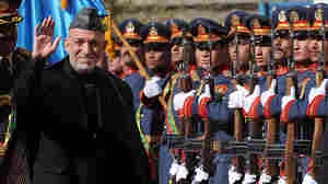 In Afghanistan, U.S. Success Depends On Karzai