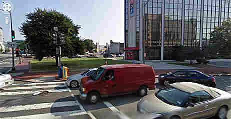 Google Street View of NPR.