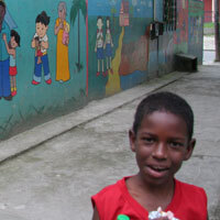 Socialite's School Brings Hope To Brazilian Slum