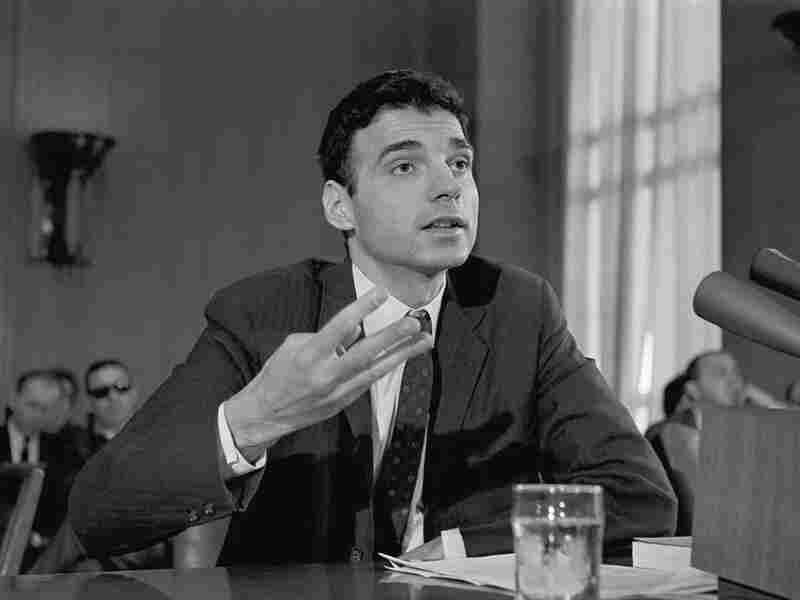 Ralph Nader in 1966