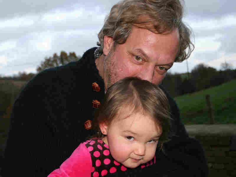 Charles Sabine and his daughter, Breezy.