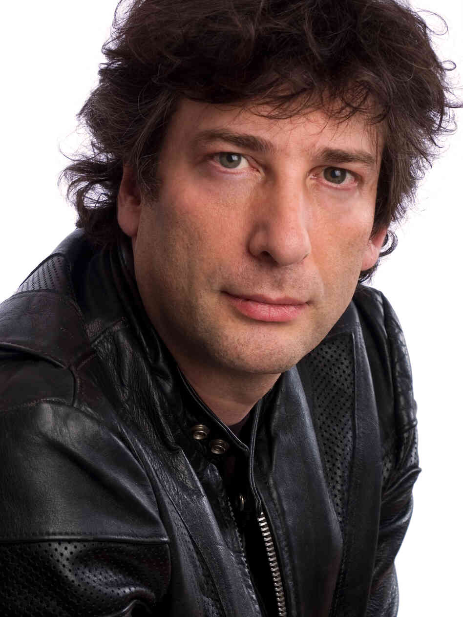 Author Neil Gaiman's best-known books include Good Omens, written with Terry Pratchett