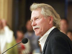 Former Oregon Gov. John Kitzhaber