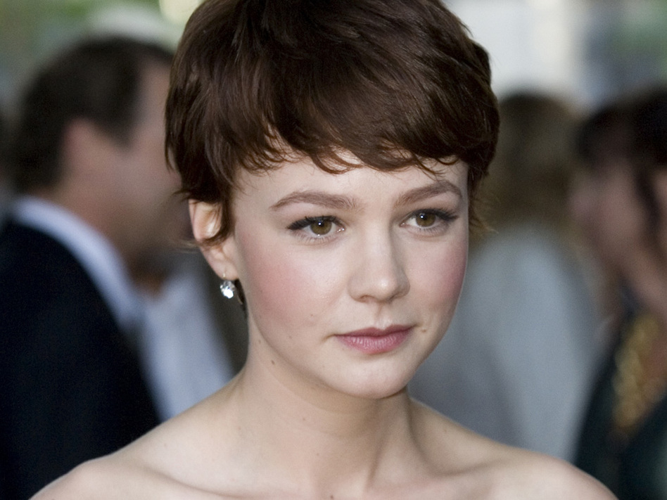 British actress Carey Mulligan poses on the red carpet before the screening of <em>An Education</em> during the Toronto International Film Festival in September.